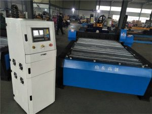 1325 g-kode cnc plasmaskæremaskine af høj kvalitet