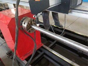2018 nye bærbare type plasma metal rør skæremaskine, cnc metal rør skæremaskine