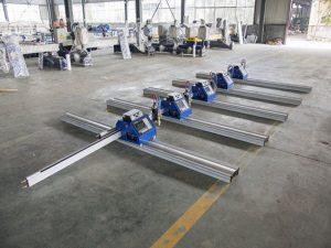 23M bærbart Kina lavet små billige lave omkostninger cnc plasma skæremaskine