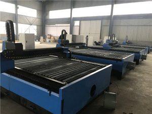 Alibaba China Sheet Metal plader cnc plasma cutter plasma skæremaskine 1325 til rustfrit stål