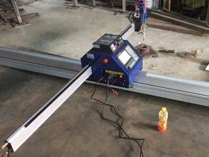 Kina billige 15002500mm metal bærbar CNC plasmaskæremaskine med CE