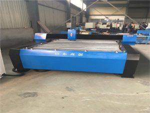 Rabatpris metalplade bærbar cnc plasmaskæremaskine