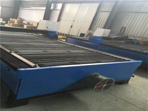 Varmt salg af metalplader, rustfrit stål carbonstål 100 A cnc plasmaskærer 120 plasmaskæremaskine
