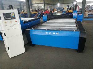 Jinan CE Profession 1325 Lille CNC Plasmaskæremaskine
