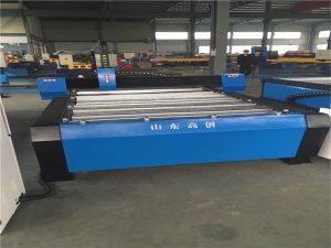 Ny designet CNC skæremaskine til metalplade CNC Plasmaskæremaskine