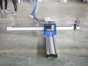 Ny teknologi mikro START CNC metalskærer / bærbar cnc plasmaskæremaskine