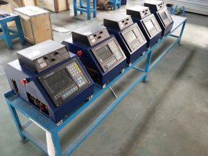 Bærbar CNC-plasmaskæremaskine, effektiv flammeskæremaskine