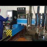 kraftig gandyr cnc plasma skæremaskine metalfremstilling automatiseret