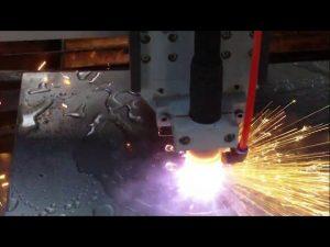 cnc plasma flammeskæremaskine med vandkøling til varmt salg