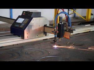 billig bærbar type bærbar mini cnc plasma skæremaskine