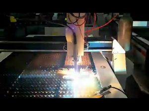 lave omkostninger plasmaskærer pladestål cnc lille plasmaskæremaskine