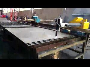 metal stål skære maskine mini bærbar flamme, plasma skære maskine pris
