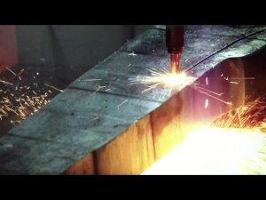 bærbar CNC plasma-skæremaskine pris
