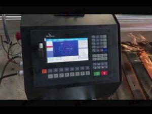 bærbar cnc flameplasma skæremaskine med servomotor