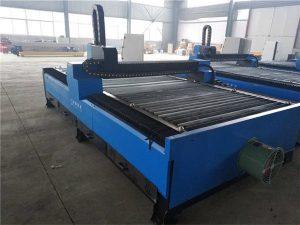 professionel fabrik direkte salg aluminium anodiseret aluminium g kode cnc plasma skæremaskine