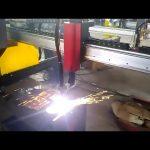 stål skræddersy G3 E aksen cnc plasma skæremaskine